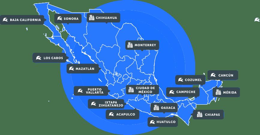ViajaClub Destinos