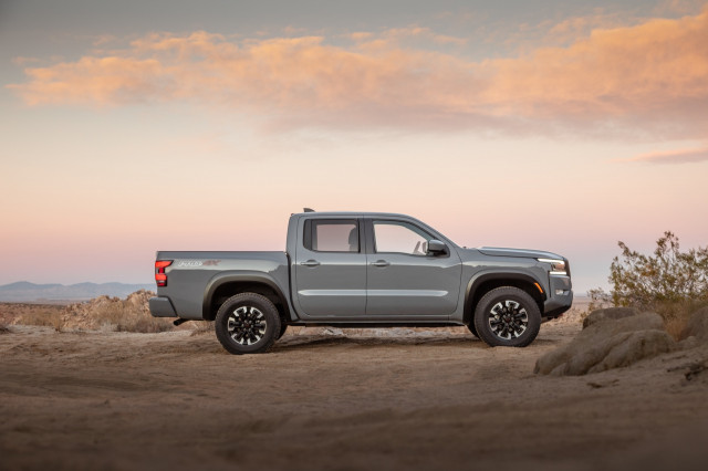 2022 Nissan Frontier Review
