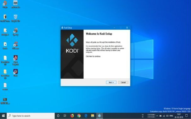 Installing Kodi on Windows, Mac, Android, and iPhone