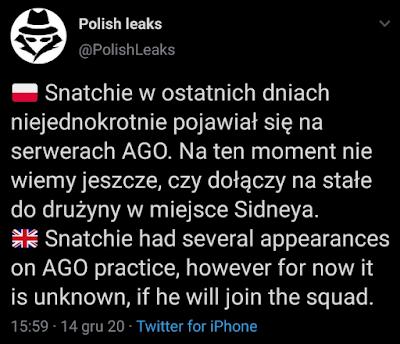 polish leaks twitter snatchie
