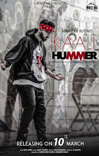 Kaali Hummer Lyrics – Maninder Buttar Song