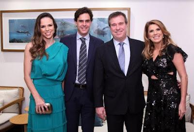 Guilherme Benchimol recebe o prêmio Personality of the Year Award da Câmara Britânica