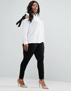 blusas para señoras gorditas