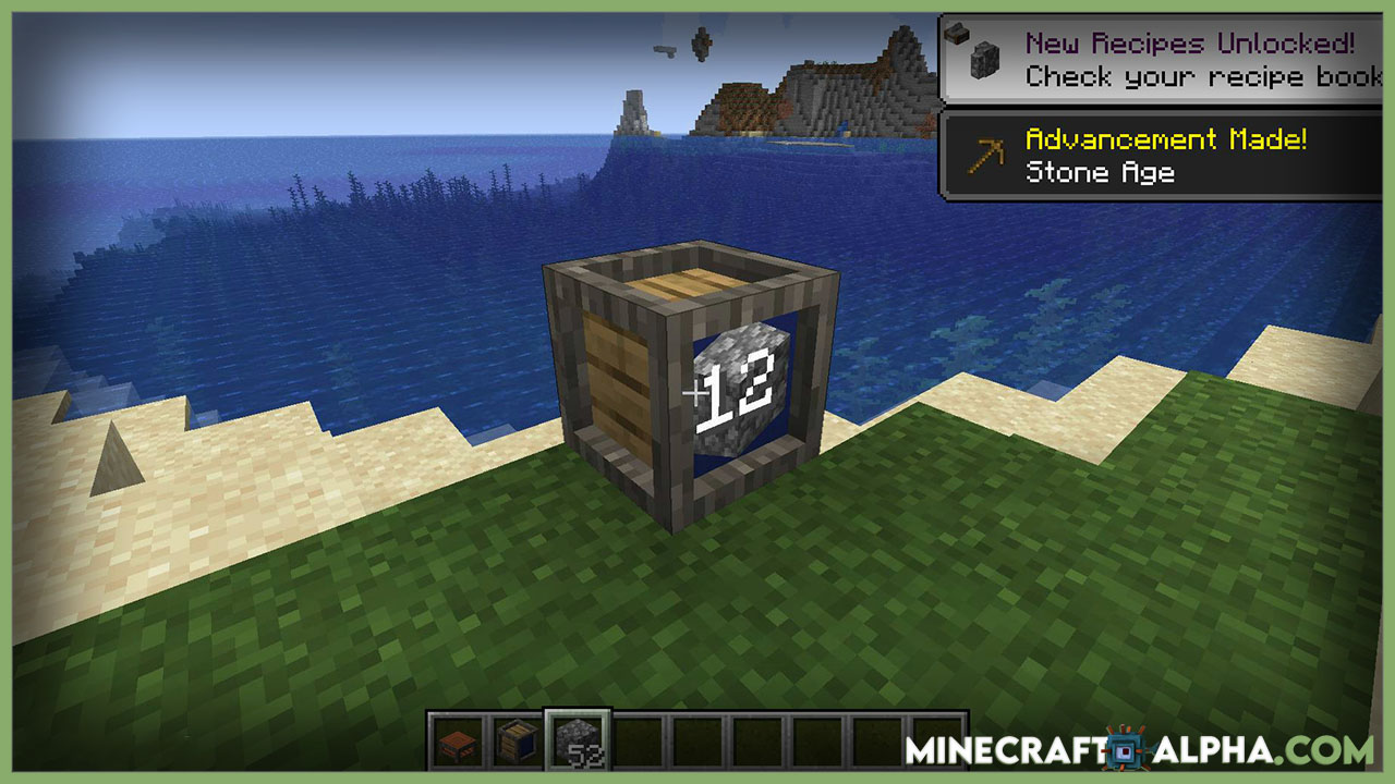 Minecraft Packages Mod 1.17.1/ (Easy to Craft Shulker Like Boxes)