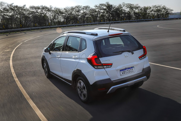 Novo Honda WR-V 2021: fotos, preços e especificações