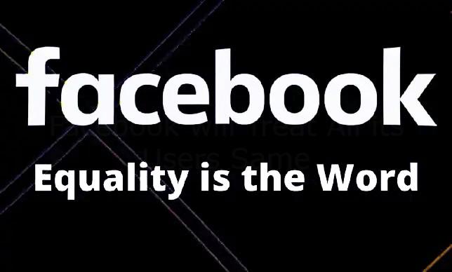 Facebook will Treat