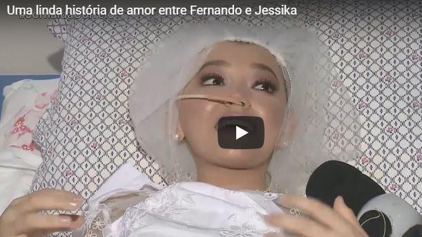 Com câncer avançado, jovem se casa em hospital de João Pessoa