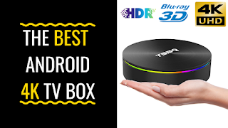 BEST ANDROID 4K TV BOX 2019 YOU'VE BEEN WAITING FOR! ~ Everything