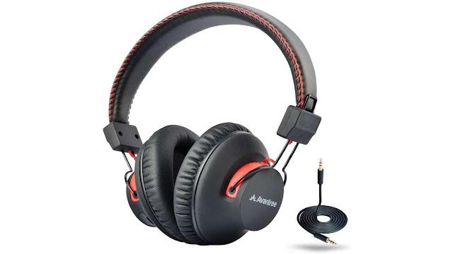 Avantree Audition Bluetooth Over-Ear Headphones