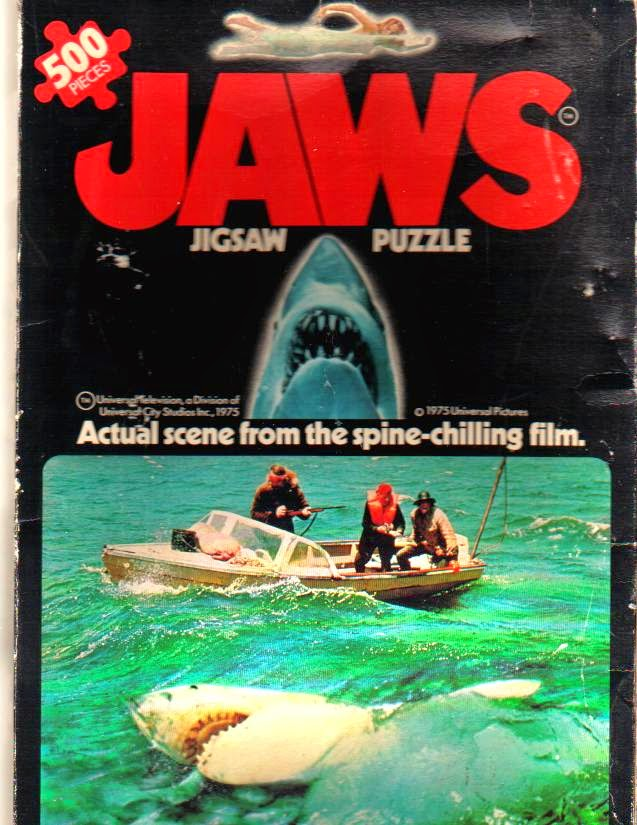 The Dork Review Jaws Jigsaw Puzzle Total Fail Or Super Rad