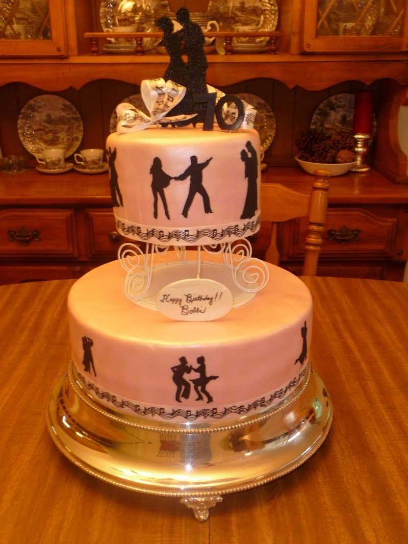 Icing On Top Cakes For Every Occasion Ballroom Dancer