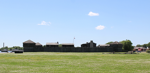 Old Fort Madison Iowa