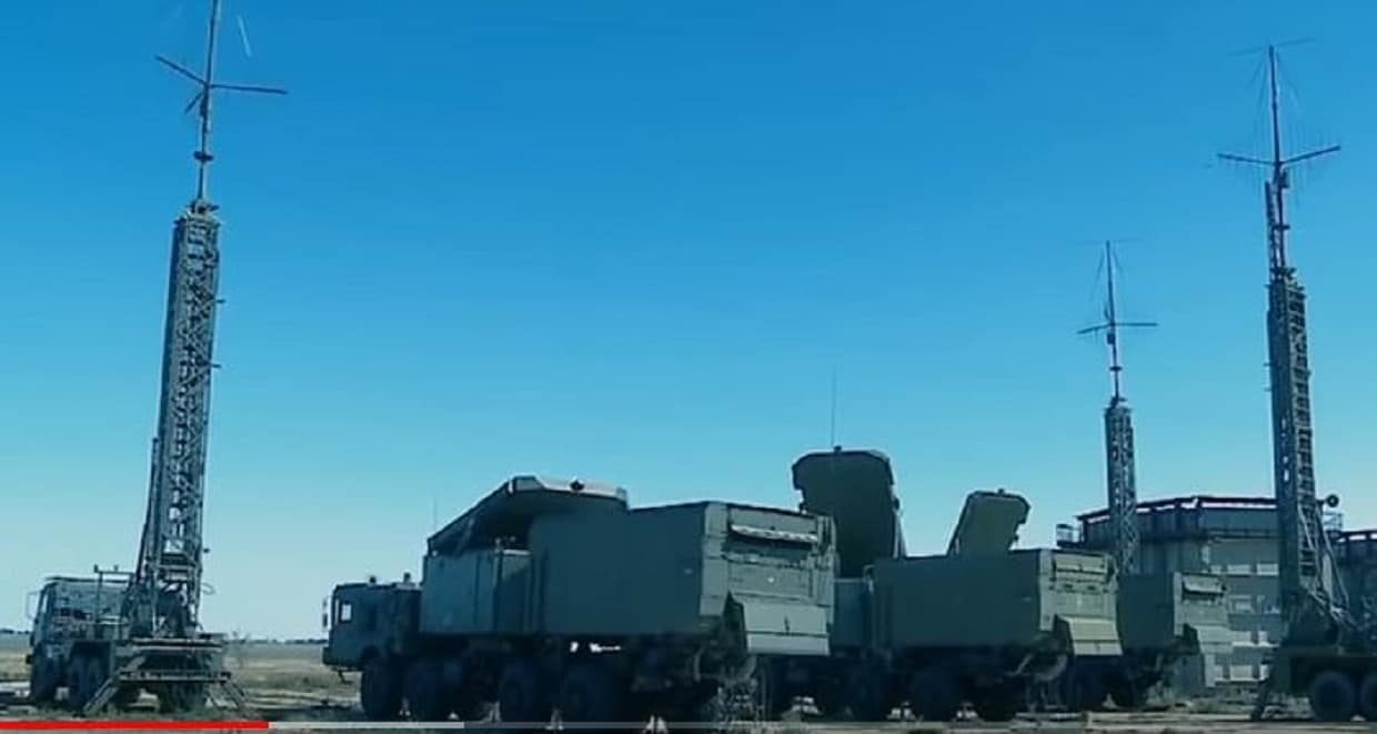 Russia halts supply of S-400 missile defense system