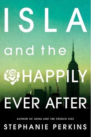 News: Capa de Isla and the Happily Ever After, da autora Stephanie Perkins 8
