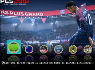 تحميل لعبة بيس 2019 بلايستيشن 2 تحديث PES 2019 PS2 باخر