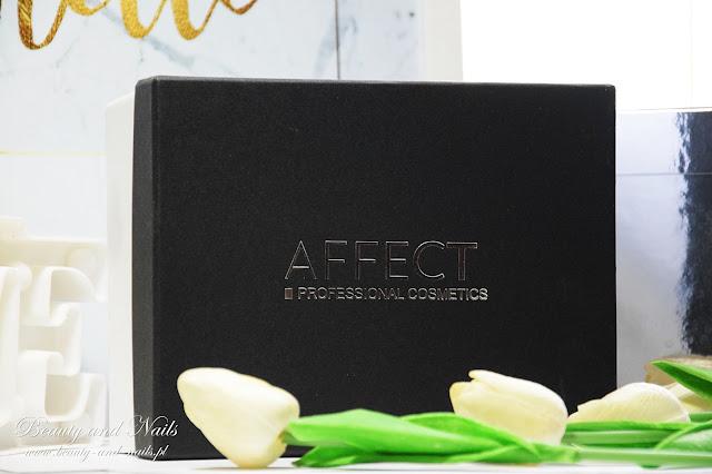 AFFECT Professional Cosmetics, co skrywa czarne pudełeczko?