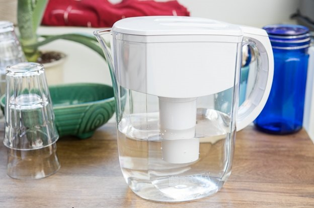 Water Filter Pitcher Review AmazonBasics