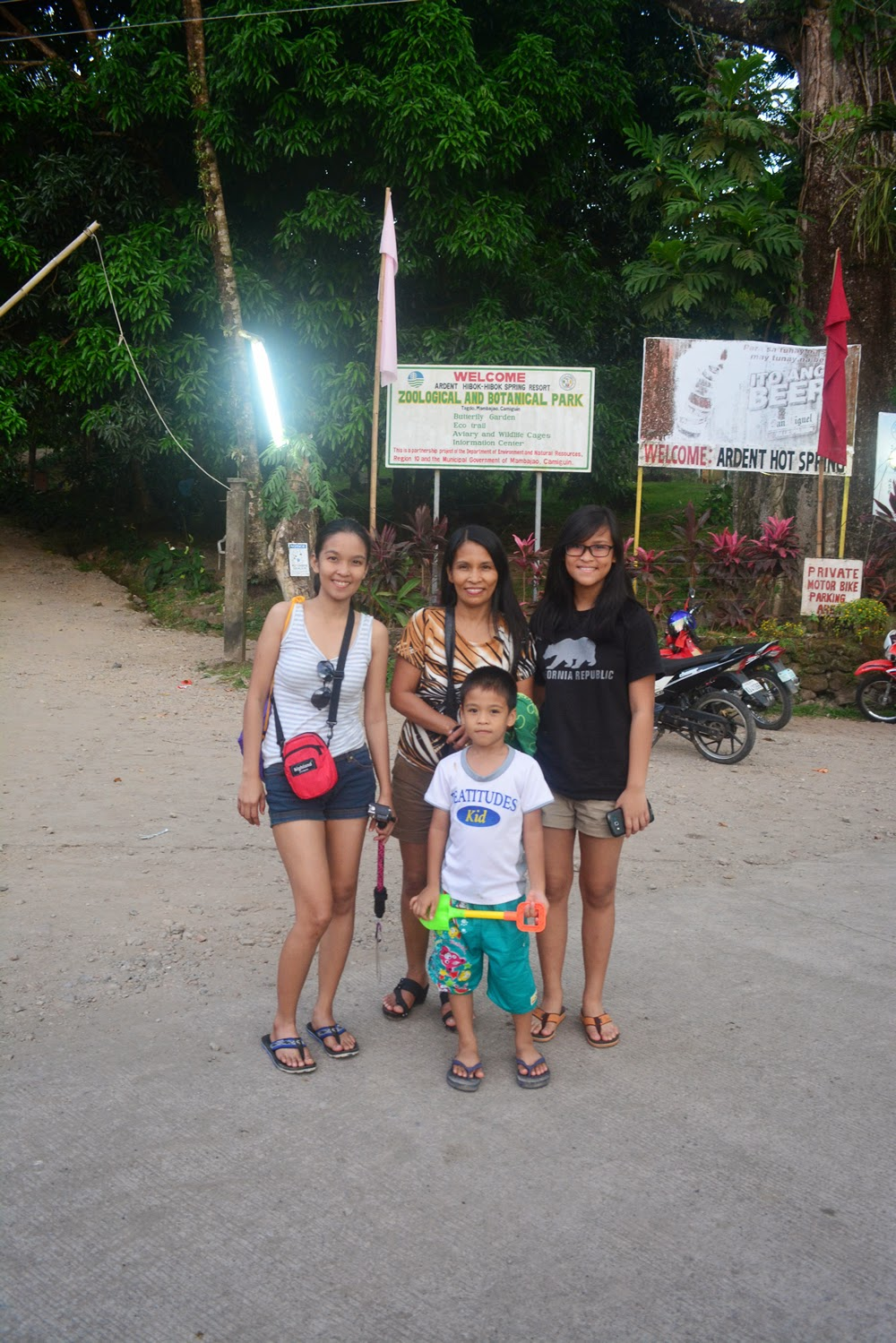Ardent Hot Spring, Camiguin