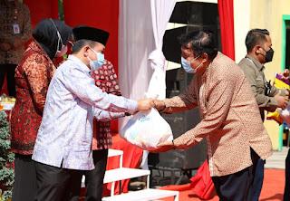 Gubernur Jambi H.Alharis Kolaborasi Perusahaan Tingkatkan Skill Tenaga Kerja Jambi