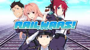 Rail Wars! Cuộc Chiến Đường Sắt - VietSub (2013)