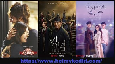 Situs download dan nonton drama korea