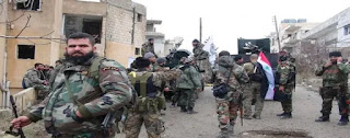 """صحيفة: منظمة """"مسيحية"""" فرنسية تدعم """"شبيحة الأسد"""" منذ 7 سنوات"""