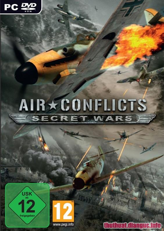 Download Game Air Conflicts: Secret Wars Full Crack