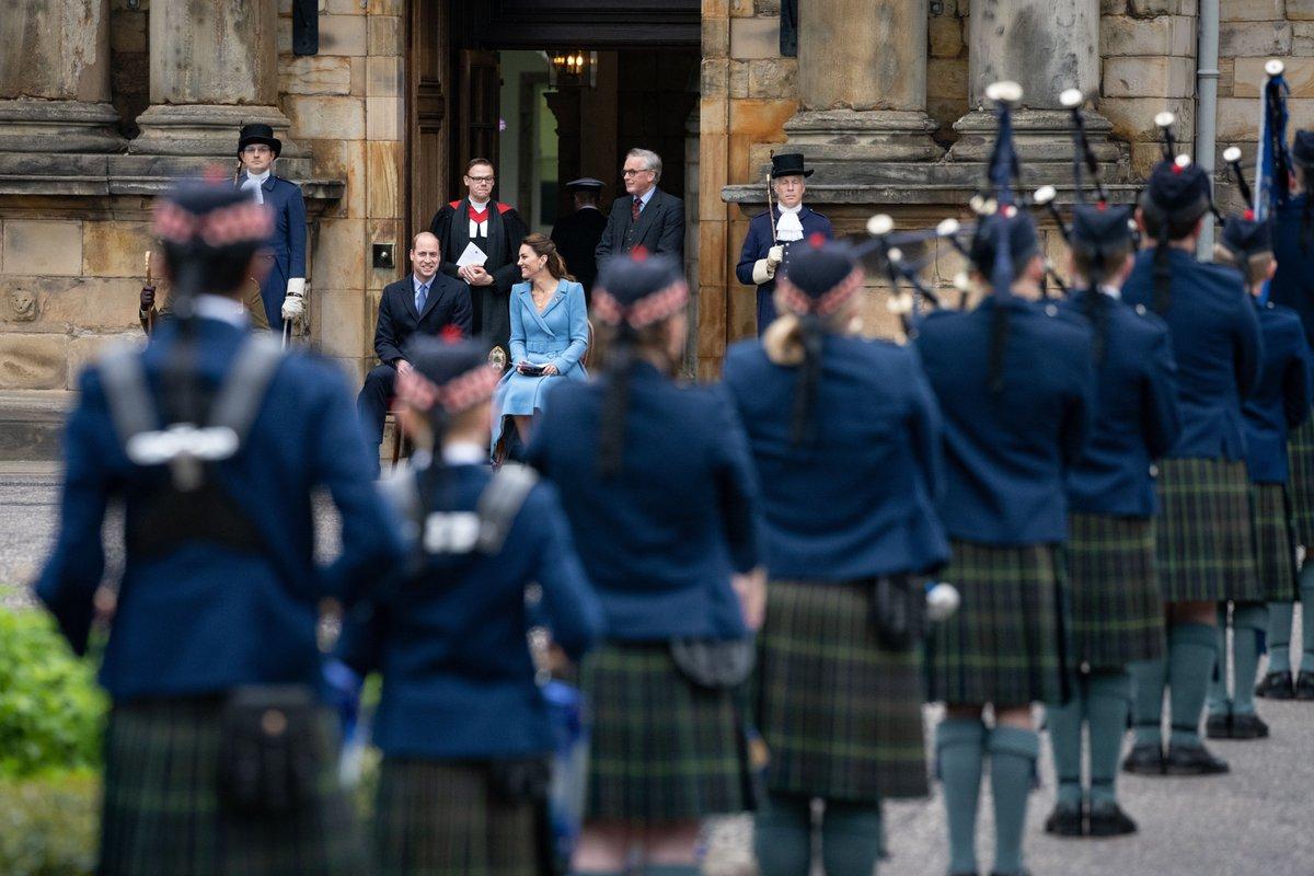 Oficjalna wizyta w Szkocji - Dzień VII (ostatni)