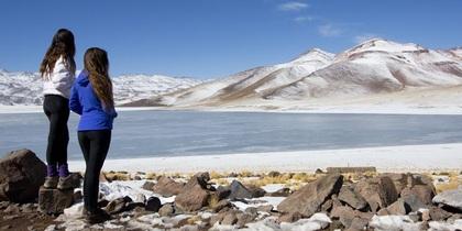 Inverno em San Pedro de Atacama
