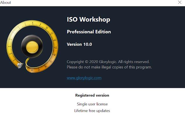 ISO WORKSHOP PRO 10.0