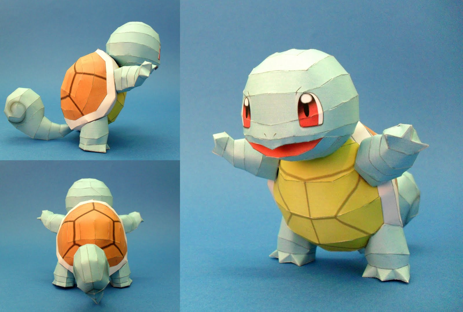 Origami Squirtle 118