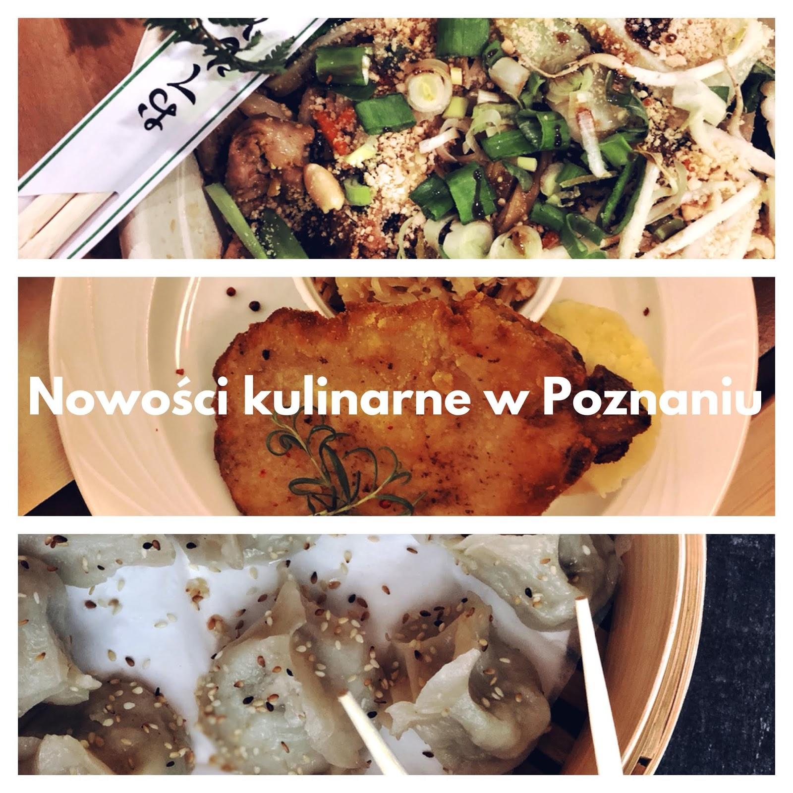 Poznań Na Widelcu Nowości Kulinarne W Poznaniu