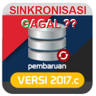 Tips solusi gagal sinkronisasi dapodik 2017