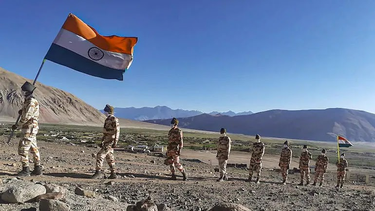 All Our Borders are Safe: ITBP and BSF DG On Ladakh Standoff