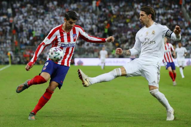 Dự đoán vòng 22 La Liga: Real đại chiến Atletico, ngư ông Barca có đắc lợi? 1
