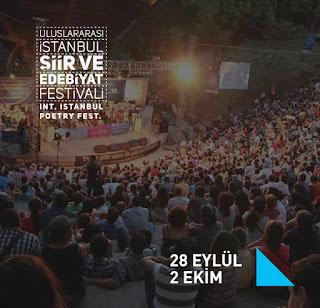 9. Uluslararası İstanbul Şiir ve Edebiyat Festivali