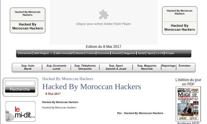Acculé, le Maroc active le cyber-terrorisme contre l'Algérie