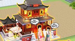 ID Rumah Tiongkok Cina Di Sakura School Simulator Dapatkan Disini
