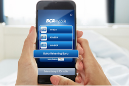 Buka Tabungan Atau Rekening BCA Di Smartphone
