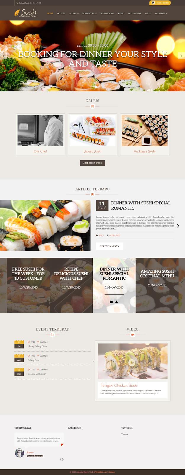 BONUS GENDENG BIKIN WEBSITE .COM & TOKO ONLINE - 1
