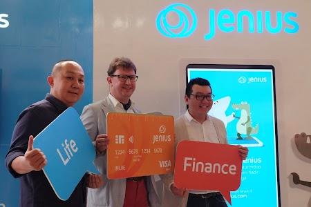 Perbankan Digital Jenius Resmi Hadir di Surabaya - Life Finance Lebih Mudah dan Aman
