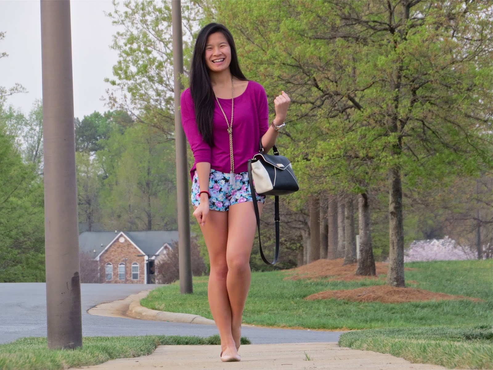 How_to_style_floral_shorts