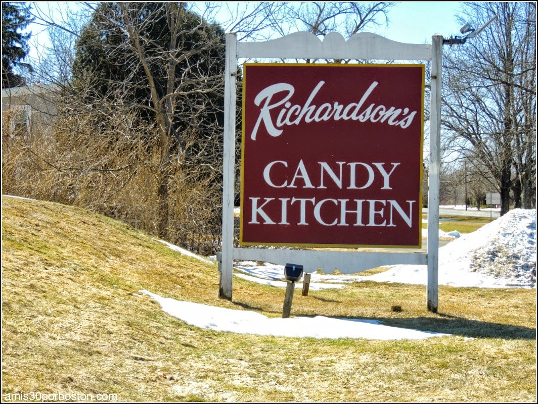 Richardson´s Candy Kitchen