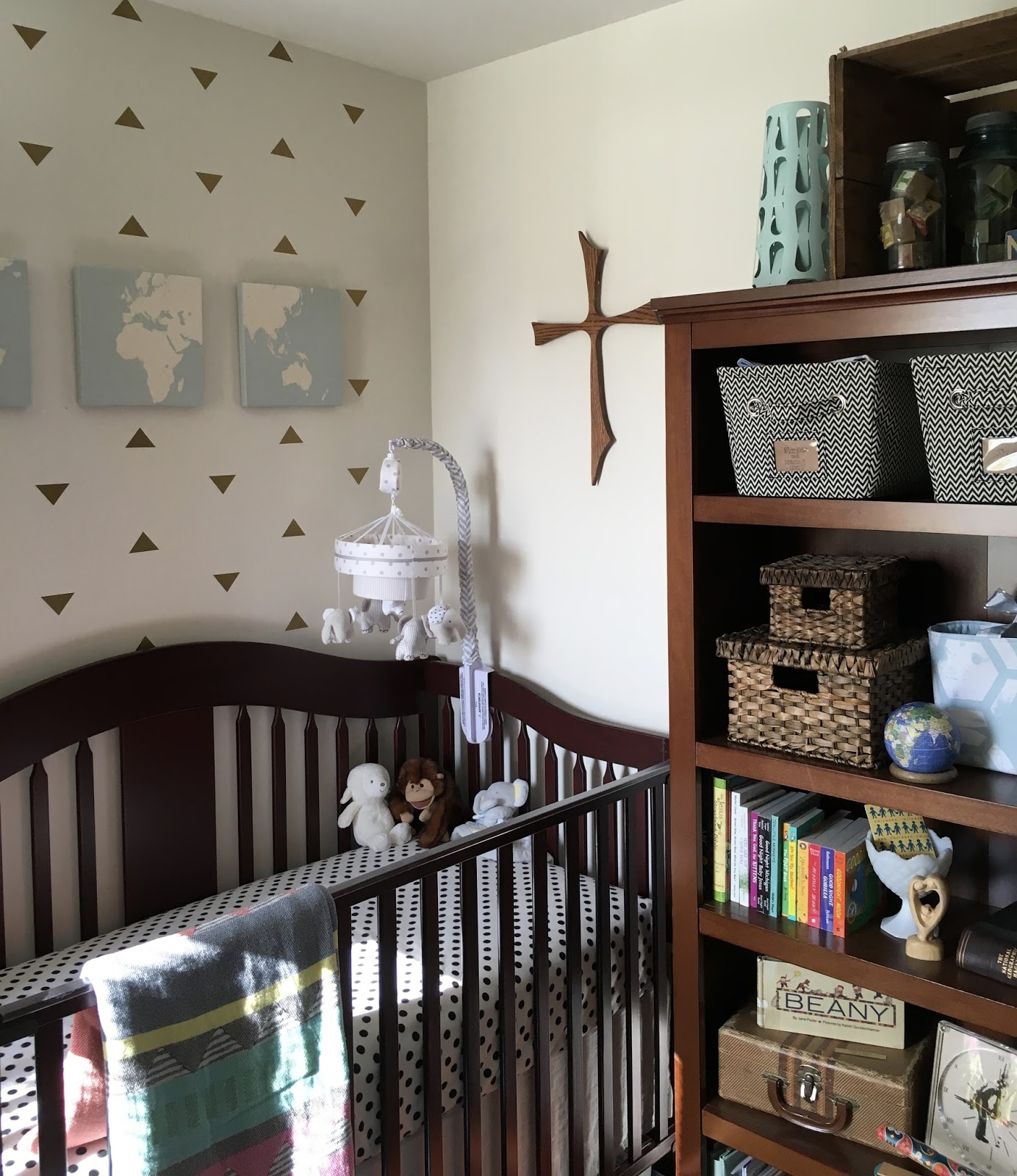 Vintage Grace Baby Meier Nursery
