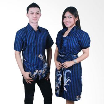 Baju Batik Couple Yang Modis Dan Sederhana