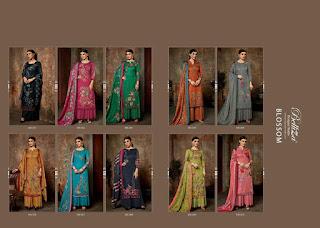 Belliza Designer Blossom Winter Pashmina Collection