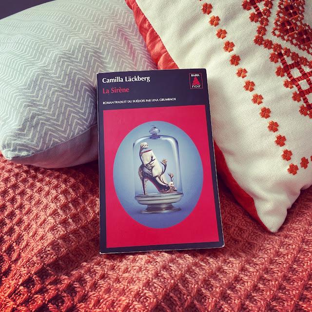 """Chronique """"La Sirène"""" par Mally's Books"""