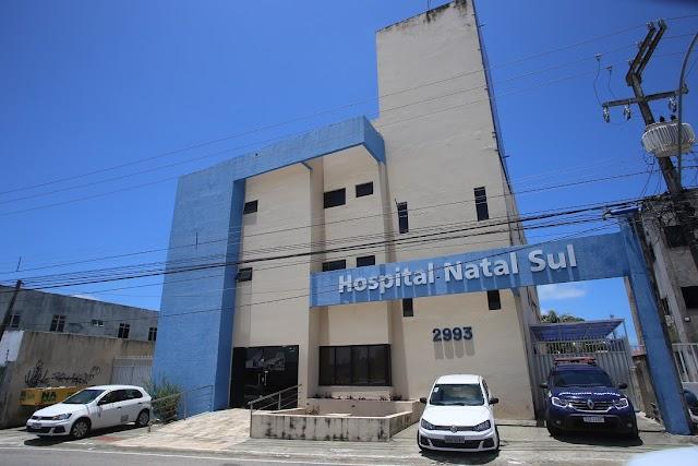 Taxa de pacientes curados da Covid-19 atinge 76% no Hospital Zona Sul  em Natal