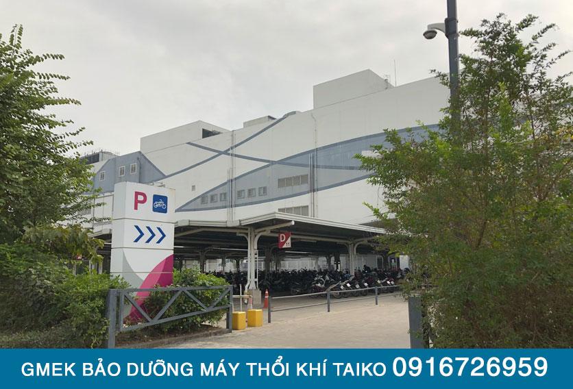bao-duong-may-thoi-khi-taiko-ssr-150-cho-tttm-aeon-mall