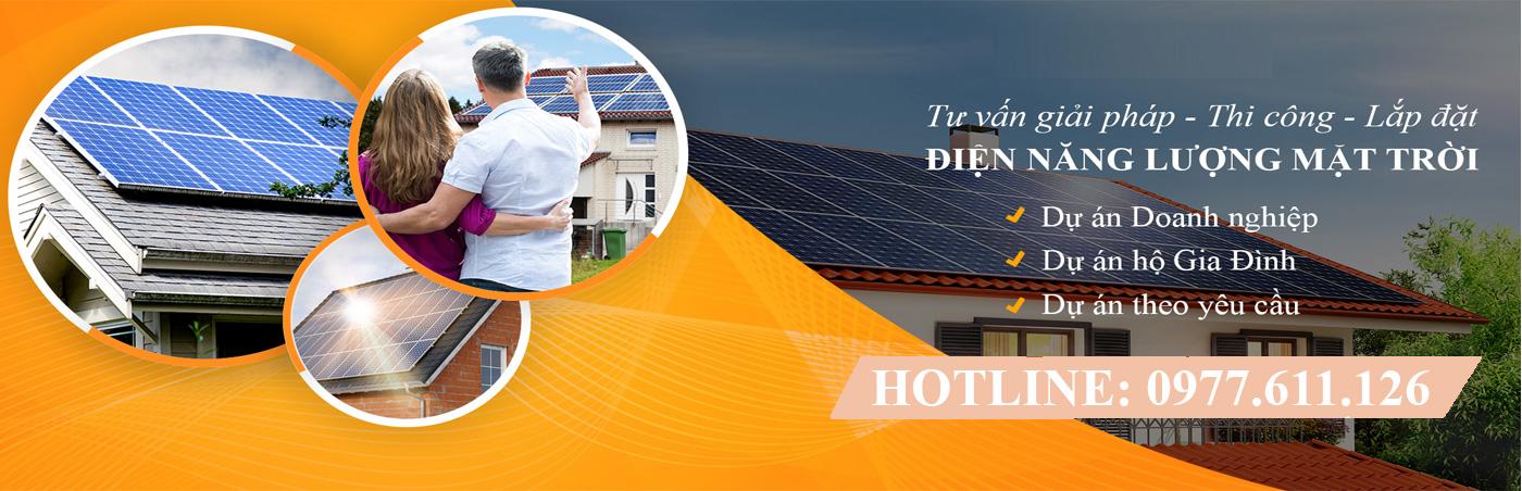 pin mặt trời huyện nhà bè